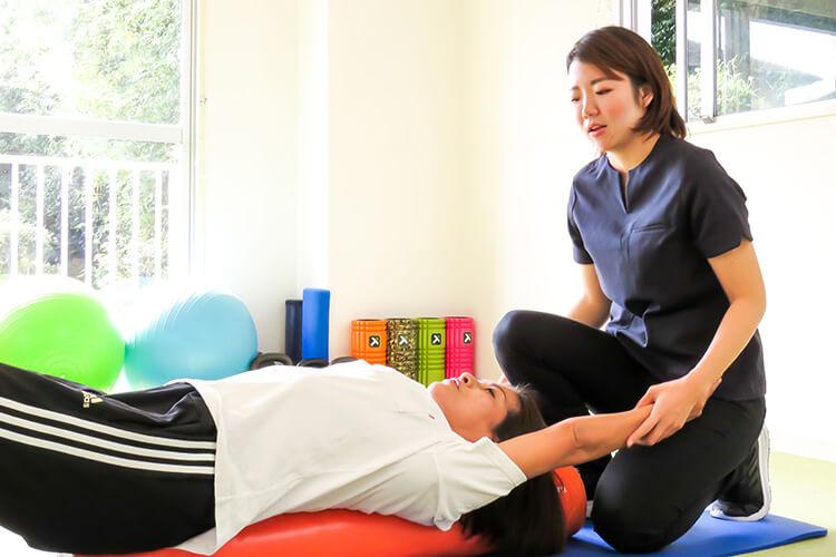 体幹トレーニング整える