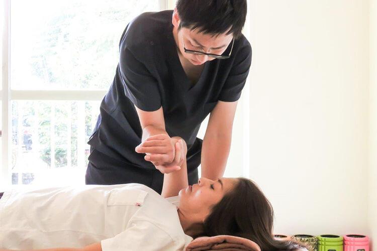 適切な施術をする事で、痛みの進行を緩める