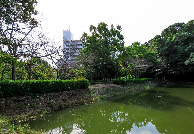 四ツ池公園