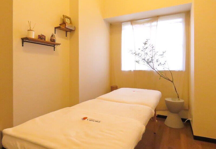 たいかん鍼灸治療院個室