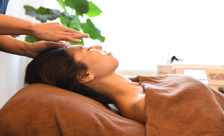 リフトアップ・美容鍼灸・美肌ケア