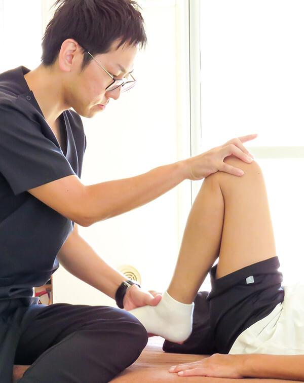 高い治療技術と信頼性