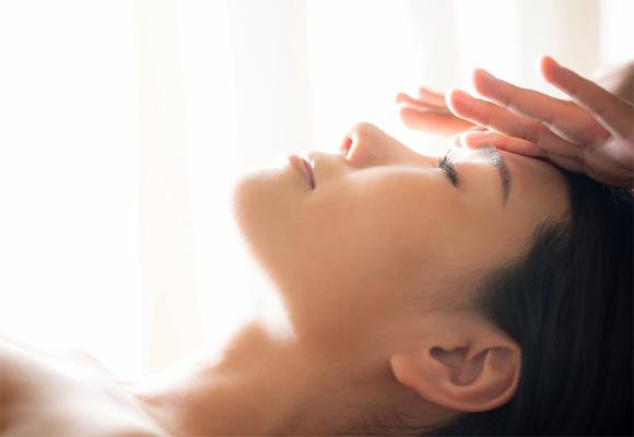 リフトアップ美容鍼灸