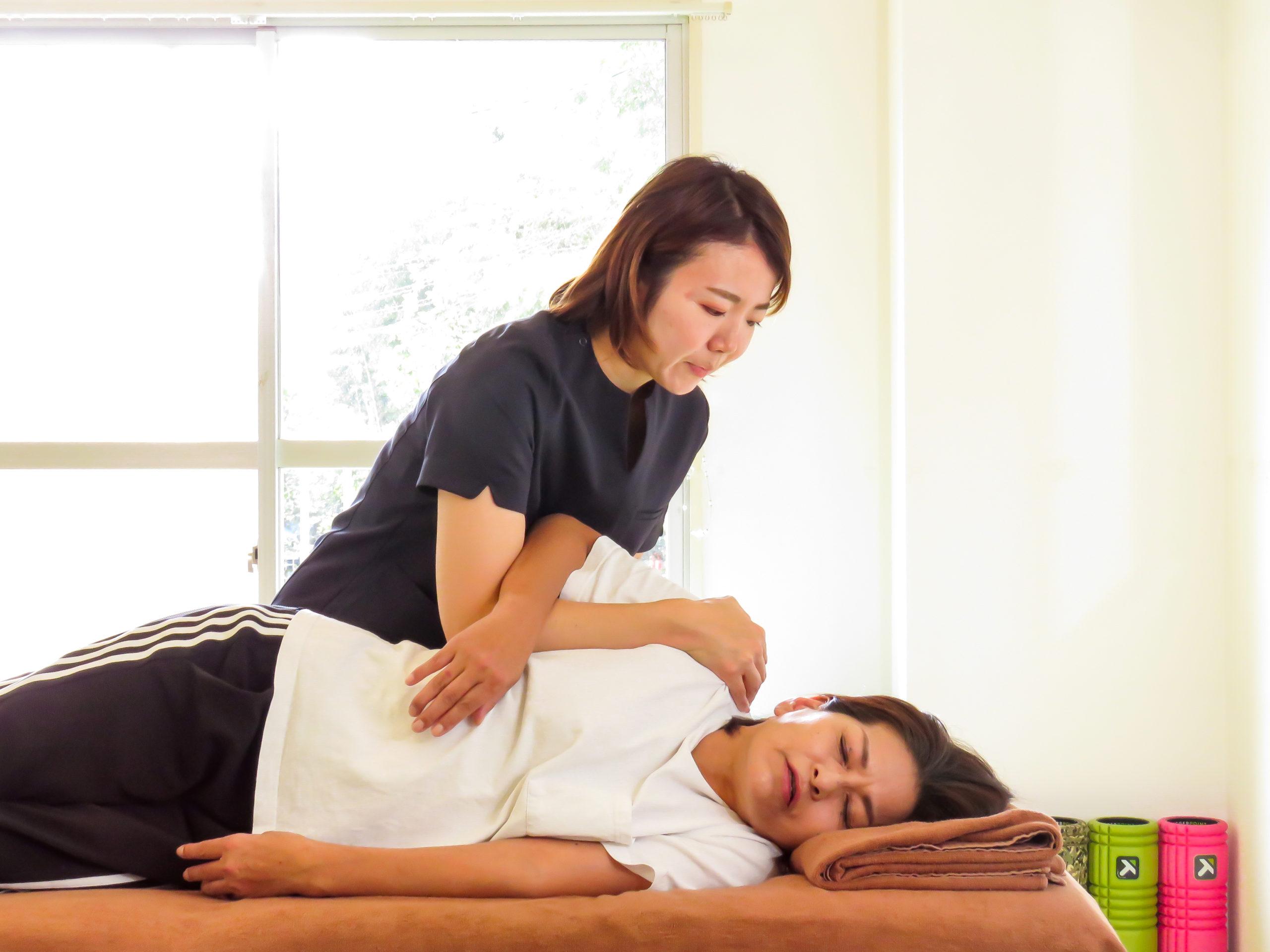 浜松たいかん鍼灸治療院姿勢改善