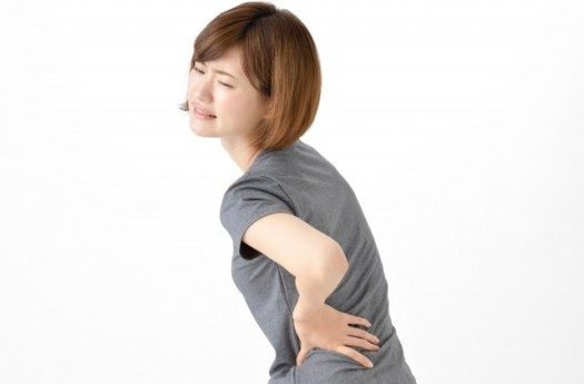 腰痛 左側